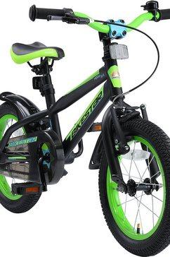 bikestar kinderfiets 1 versnelling zwart