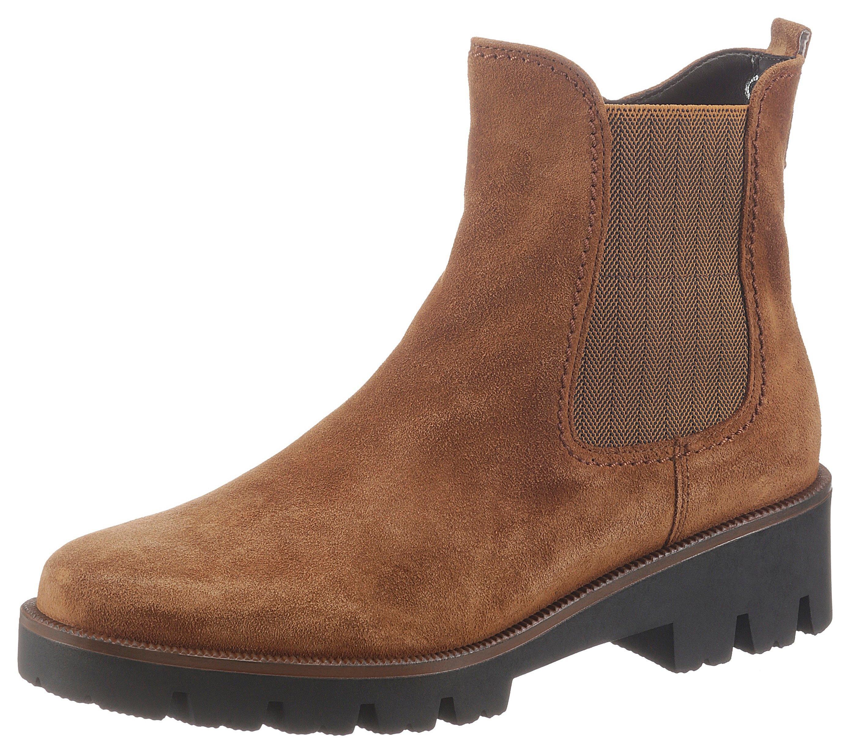 Gabor Chelsea-boots Davos in comfortwijdte g (=wijd) veilig op otto.nl kopen