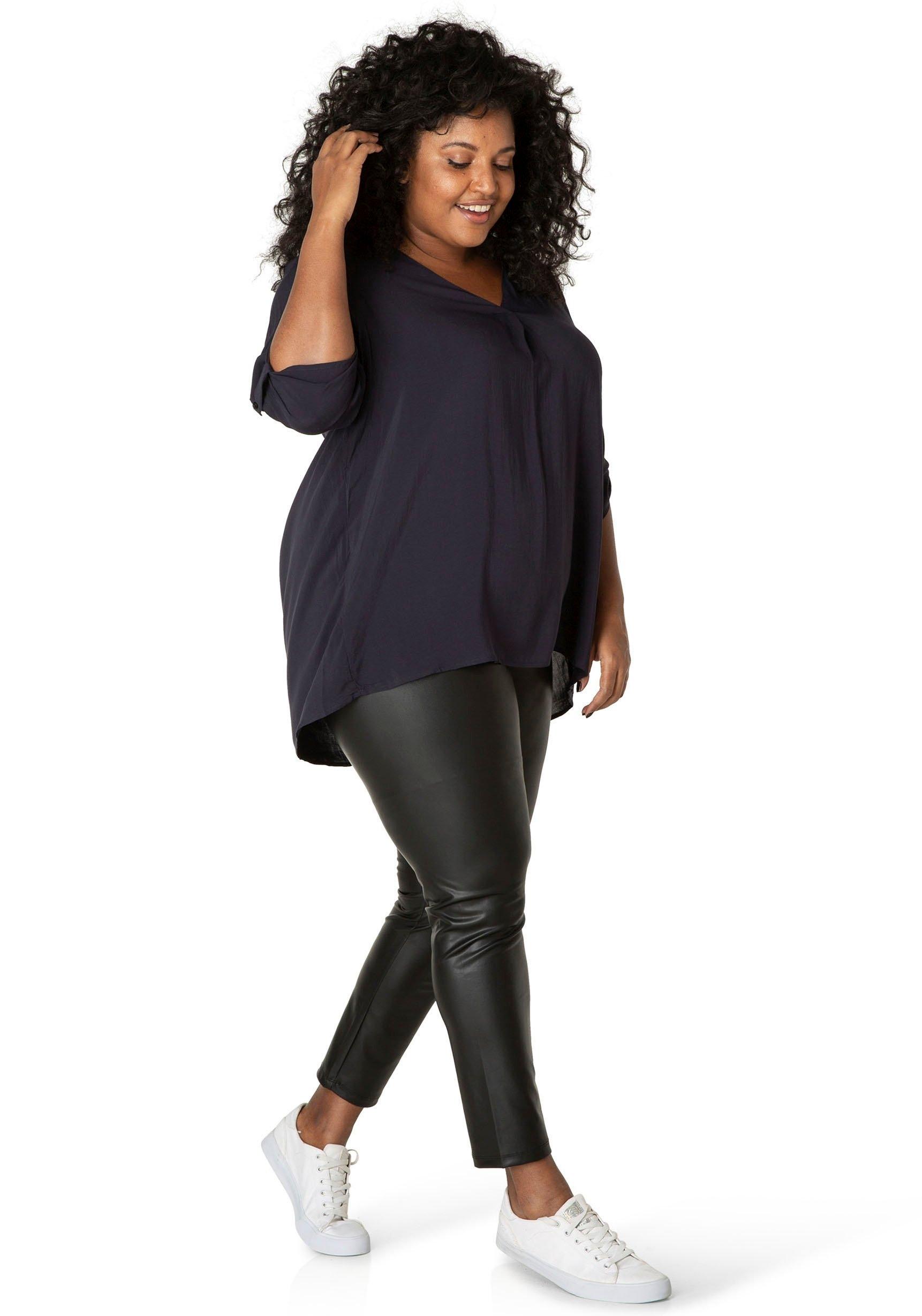BSIC by Yesta blouse met kraagstrik »Airene« bestellen: 30 dagen bedenktijd