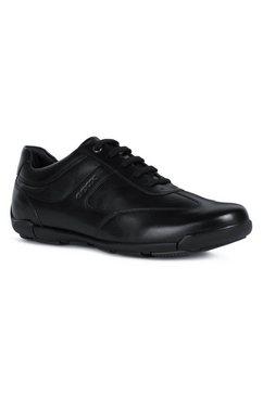 geox sneakers edgeware zwart