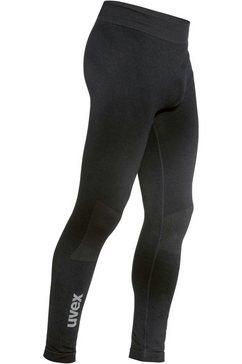 uvex functionele broek zwart