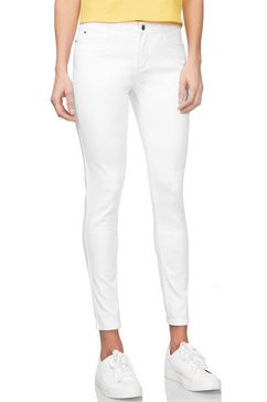 wonderjeans ankle jeans ankle smal model wit