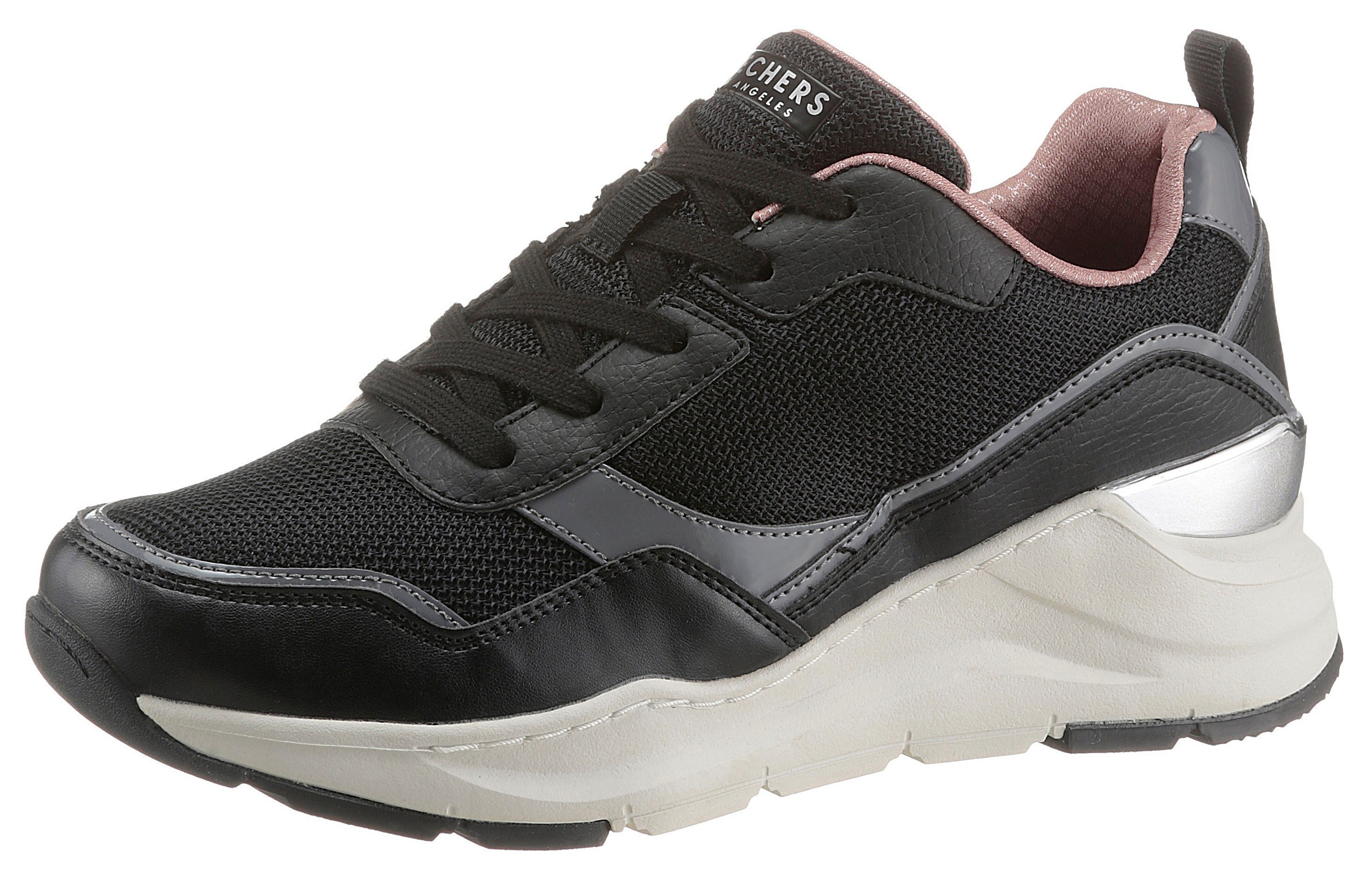 Skechers sneakers met sleehak Rovina met zacht verdikte rand nu online kopen bij OTTO
