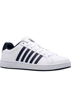 k-swiss sneakers court tiebreak m wit