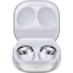 samsung wireless in-ear-hoofdtelefoon »galaxy buds pro« (bixby) zilver