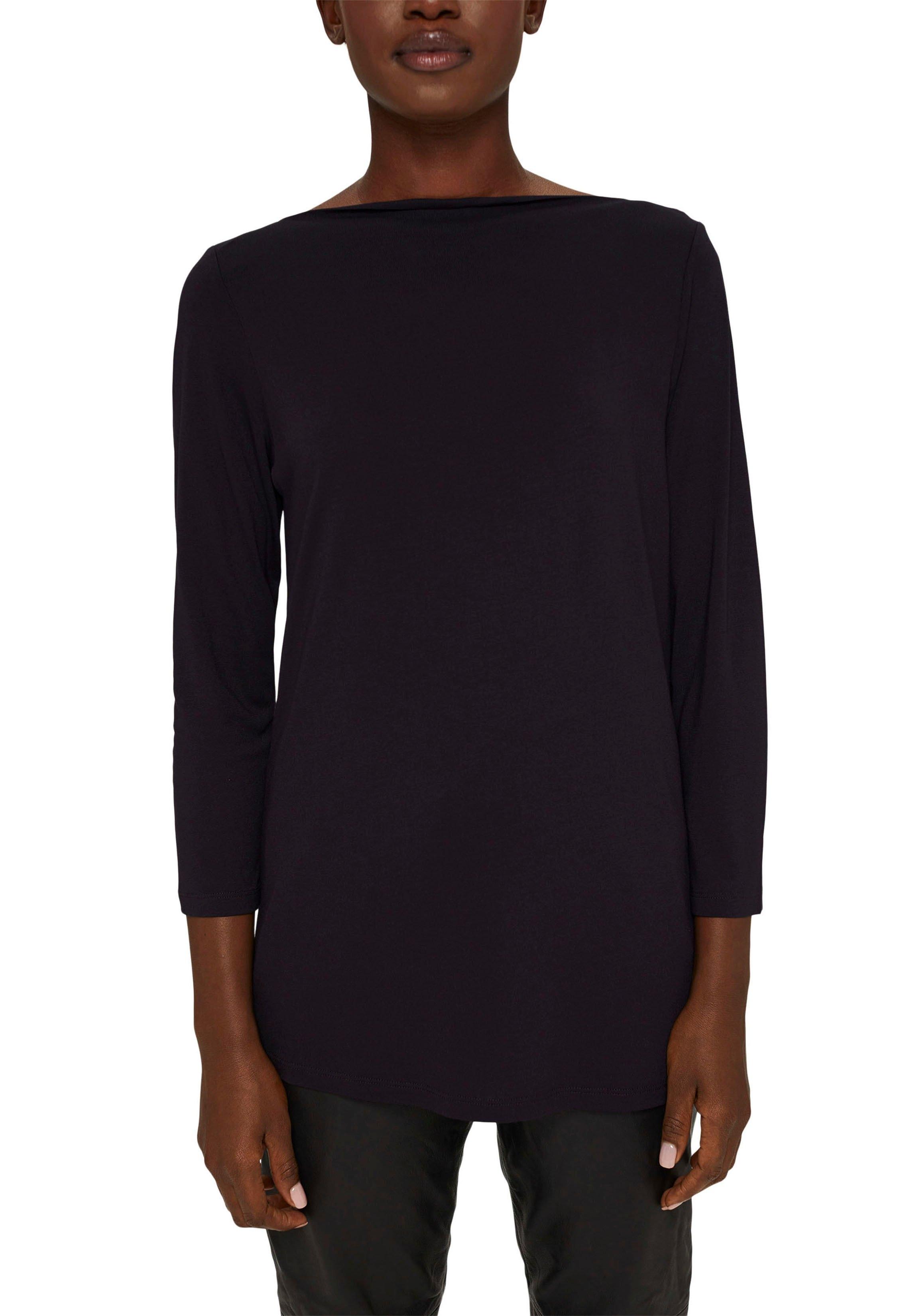 Esprit Collection Shirt met lange mouwen goedkoop op otto.nl kopen
