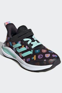 adidas performance runningschoenen adidas fortarun x lego dots™ zwart