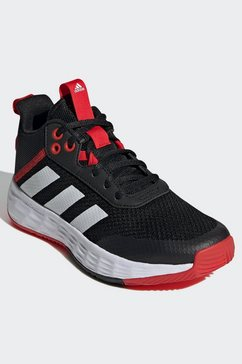 adidas basketbalschoenen ownthegame 2.0 zwart
