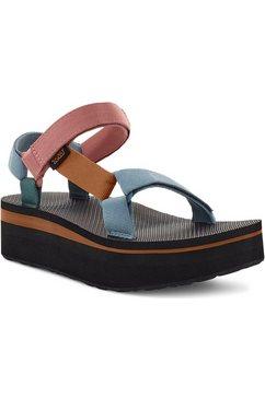 teva sandalen »flatform universal« multicolor