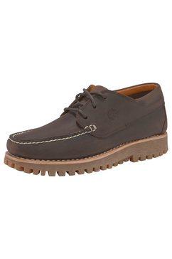 timberland bootschoenen jackson's landing hs moc bruin