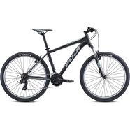 fuji bikes »fuji nevada 26 1.9 v 2021« mountainbike zwart