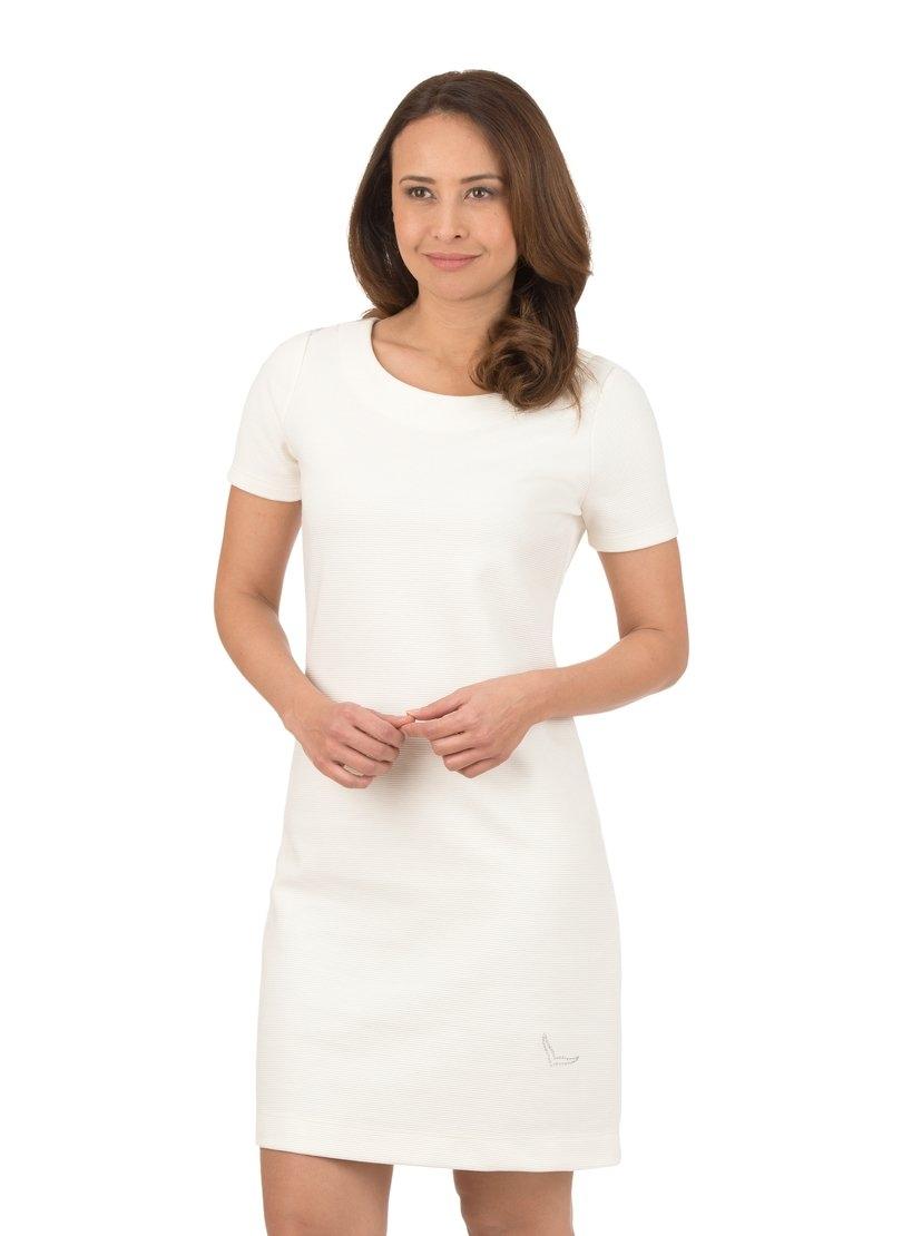 Trigema Midi-jurk met swarovski®-kristallen bestellen: 30 dagen bedenktijd