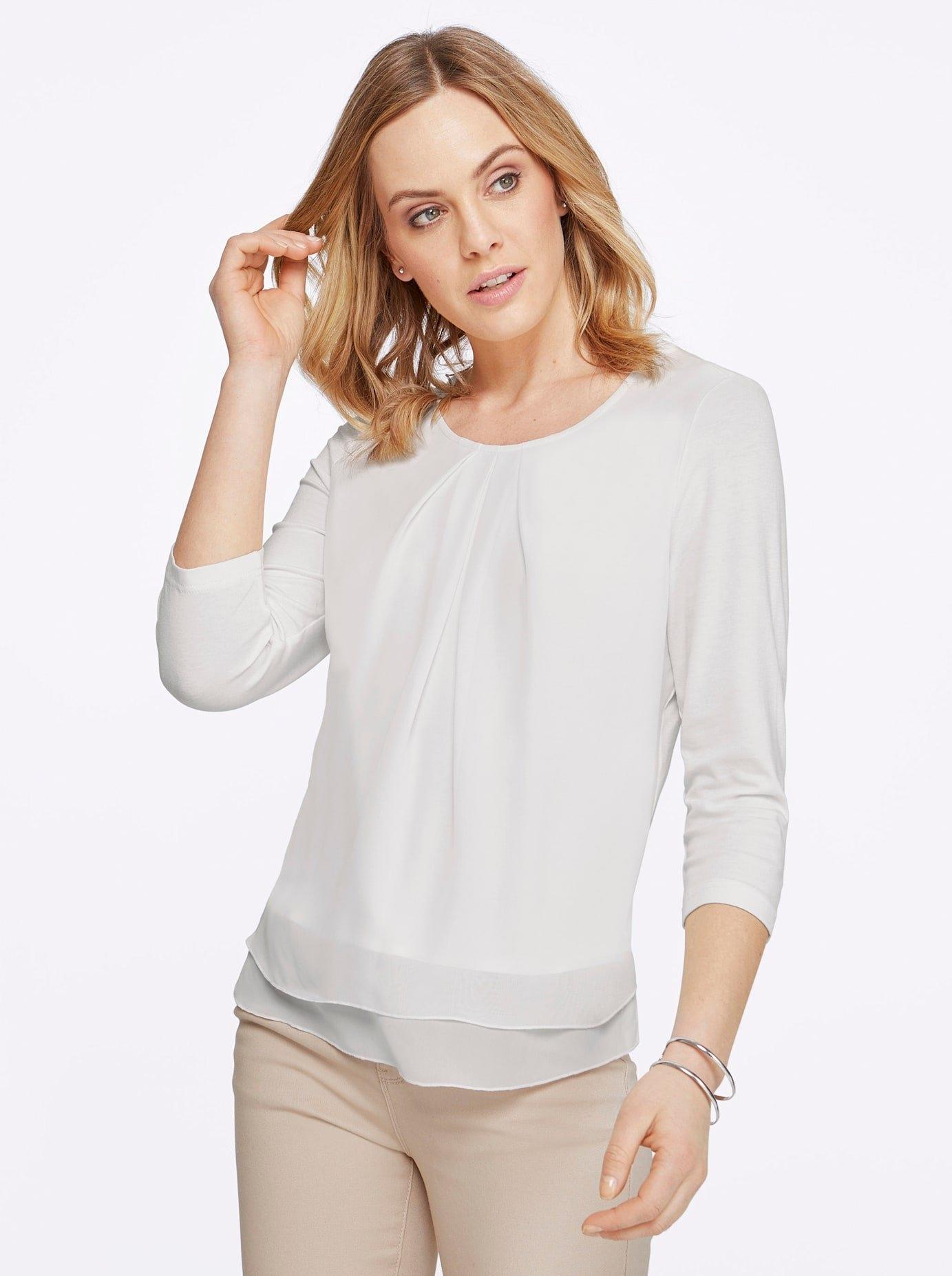 Classic Inspirationen shirt met 3/4-mouwen nu online kopen bij OTTO