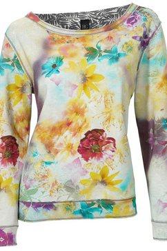 linea tesini by heine sweatshirt draaien multicolor