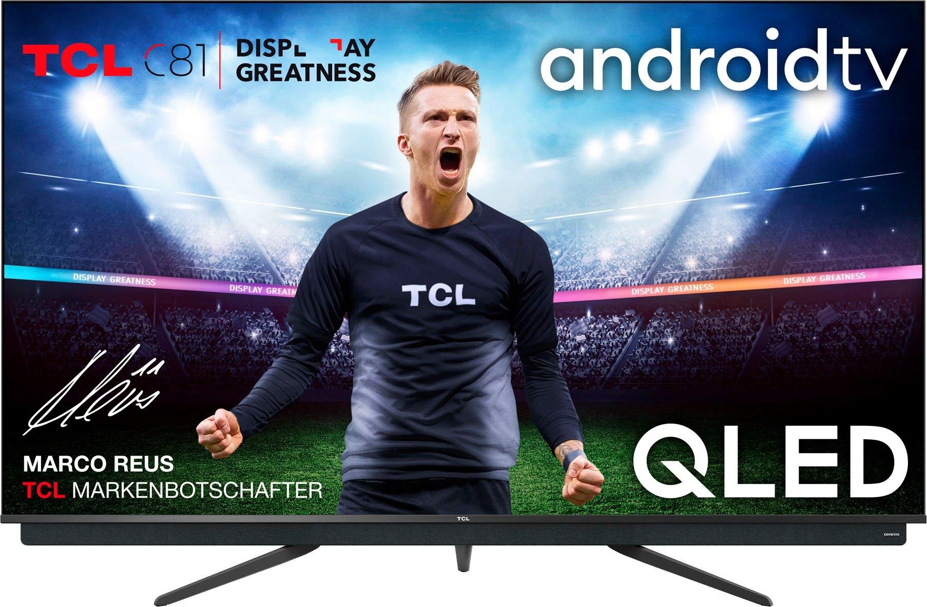 TCL »55C815« QLED-TV veilig op otto.nl kopen