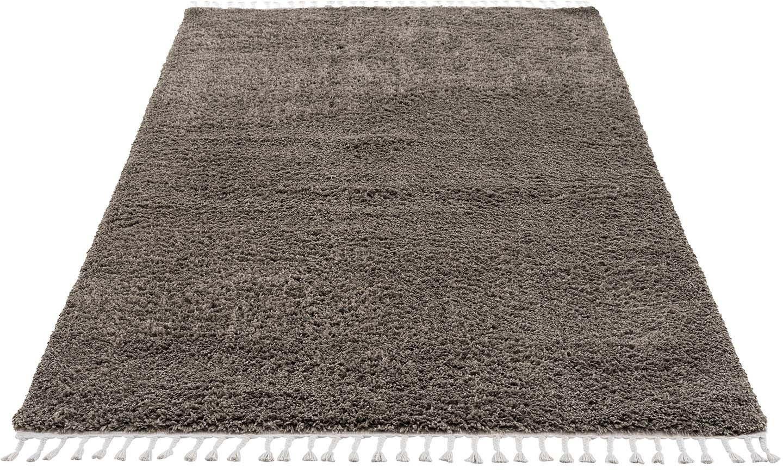 Carpet City hoogpolig vloerkleed Pulpy 100 Woonkamer nu online kopen bij OTTO
