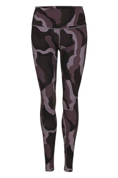 under armour functionele tights »ua rush camo legging« zwart