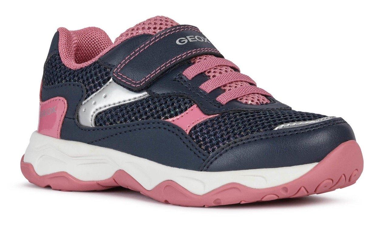 Geox Kids sneakers Calco Girl in een leuke kleurencombinatie online kopen op otto.nl