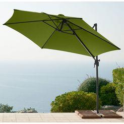 garten gut »palermo« parasol groen