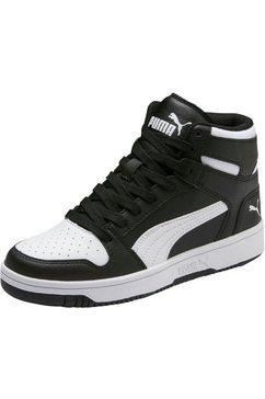 puma sneakers rebound layup sl jr zwart
