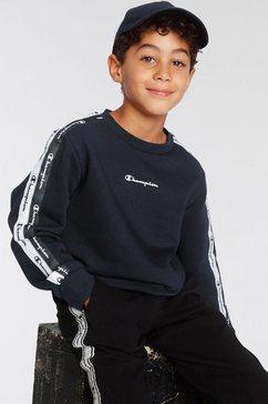 champion sweatshirt crewneck sweatshirt blauw