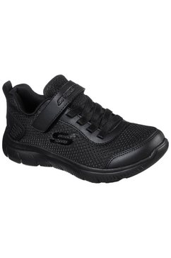 skechers kids sneakers summits met memory foam zwart