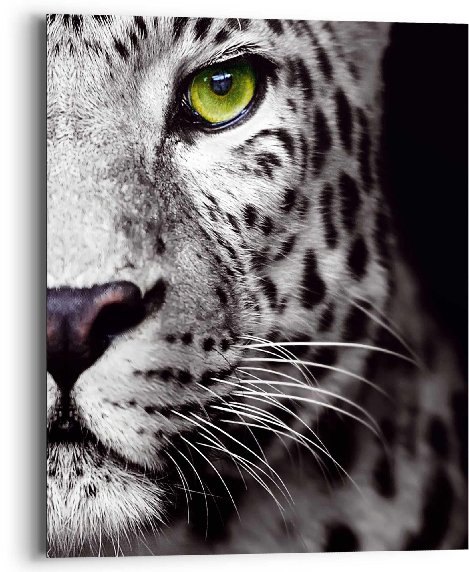Reinders! artprint panter oog roofdier - krachtig - luipaard (1 stuk) bij OTTO online kopen