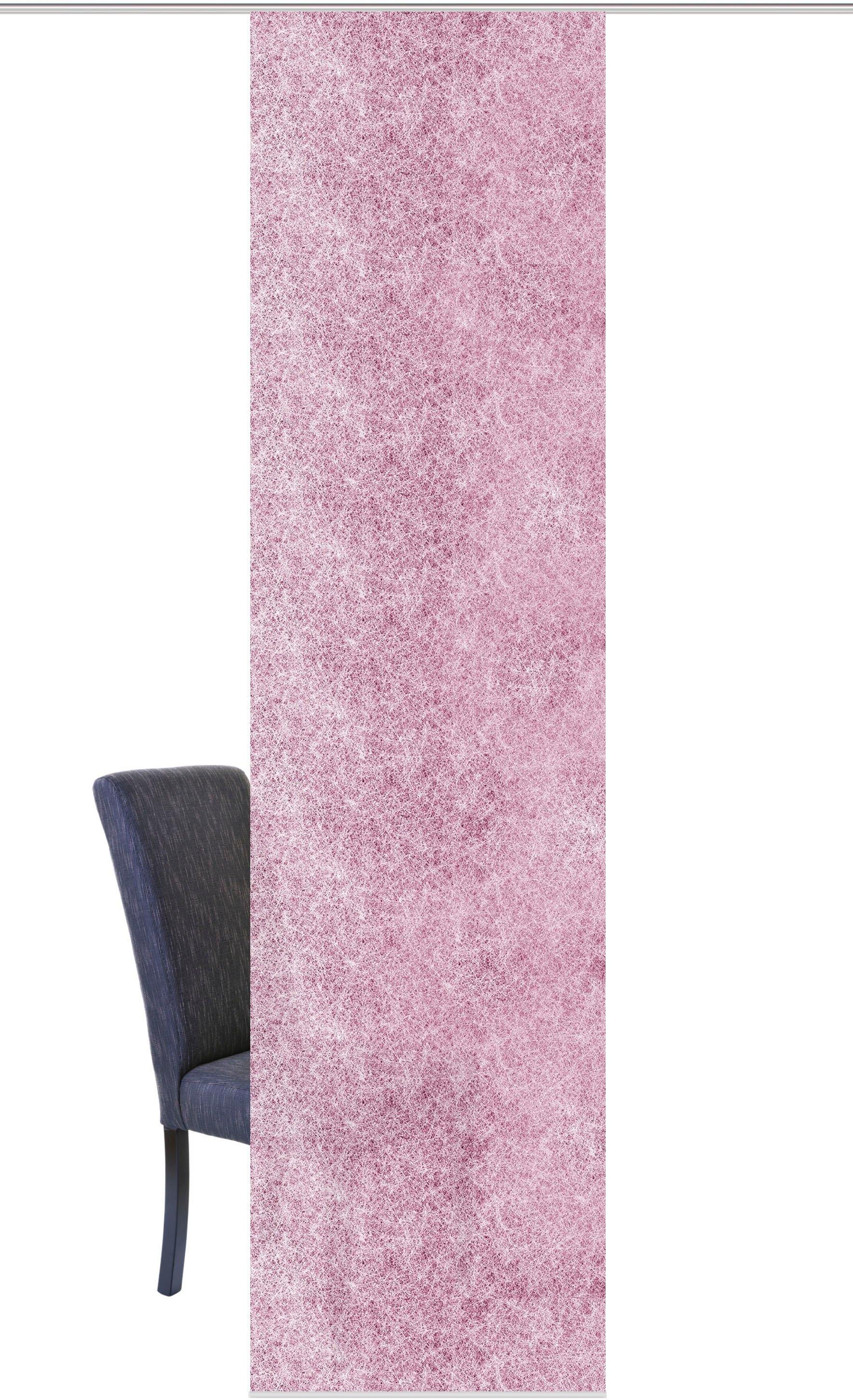 HOME WOHNIDEEN Paneelgordijn FILOSIA HxB: 245x60, digitale print van decostof (1 stuk) online kopen op otto.nl