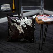 obsession sierkussen »my bling cushion« zwart