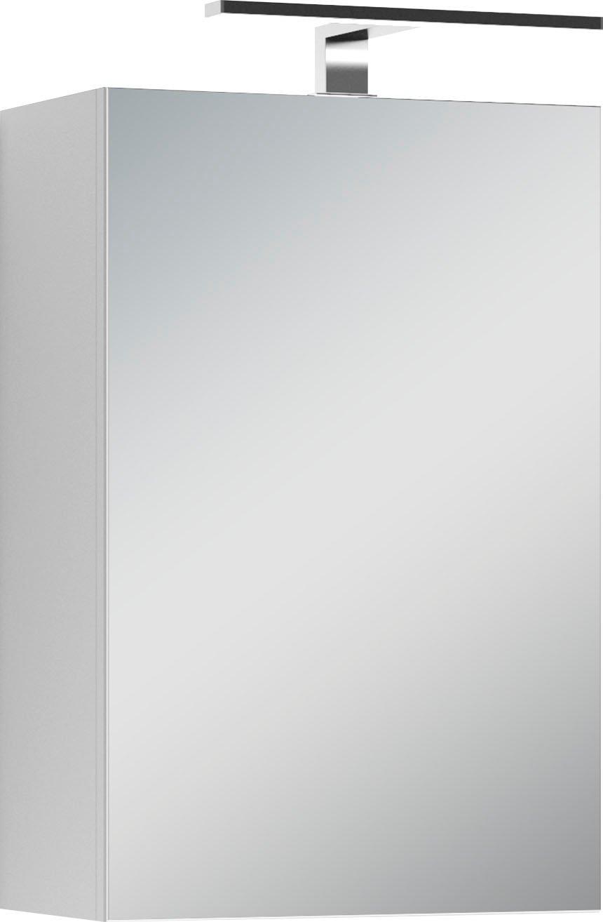 Homexperts spiegelkast Salsa Breedte 40 cm, met ledverlichting & schakelaar-/stekkerdoos veilig op otto.nl kopen