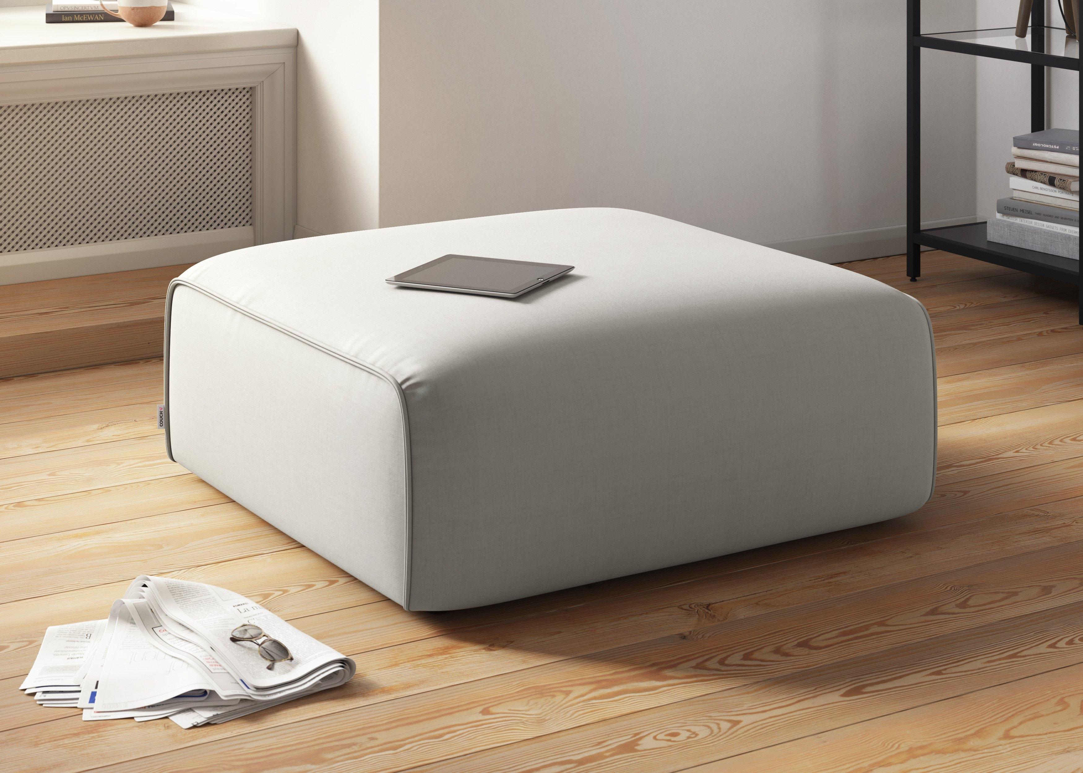 COUCH ♥ hocker Vette bekleding modulair of solo te gebruiken, vele modules voor individuele samenstelling couch favorieten in de webshop van OTTO kopen