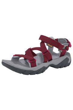 teva sandalen »terra fi 5 sport« rood