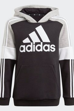 adidas performance hoodie »fl cb hd« zwart