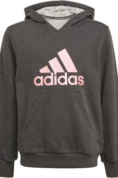 adidas performance hoodie »g fi logo hd« zwart