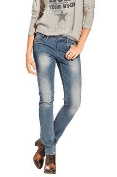 linea tesini by heine skinny jeans blauw
