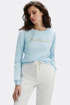 north sails sweatshirt blauw