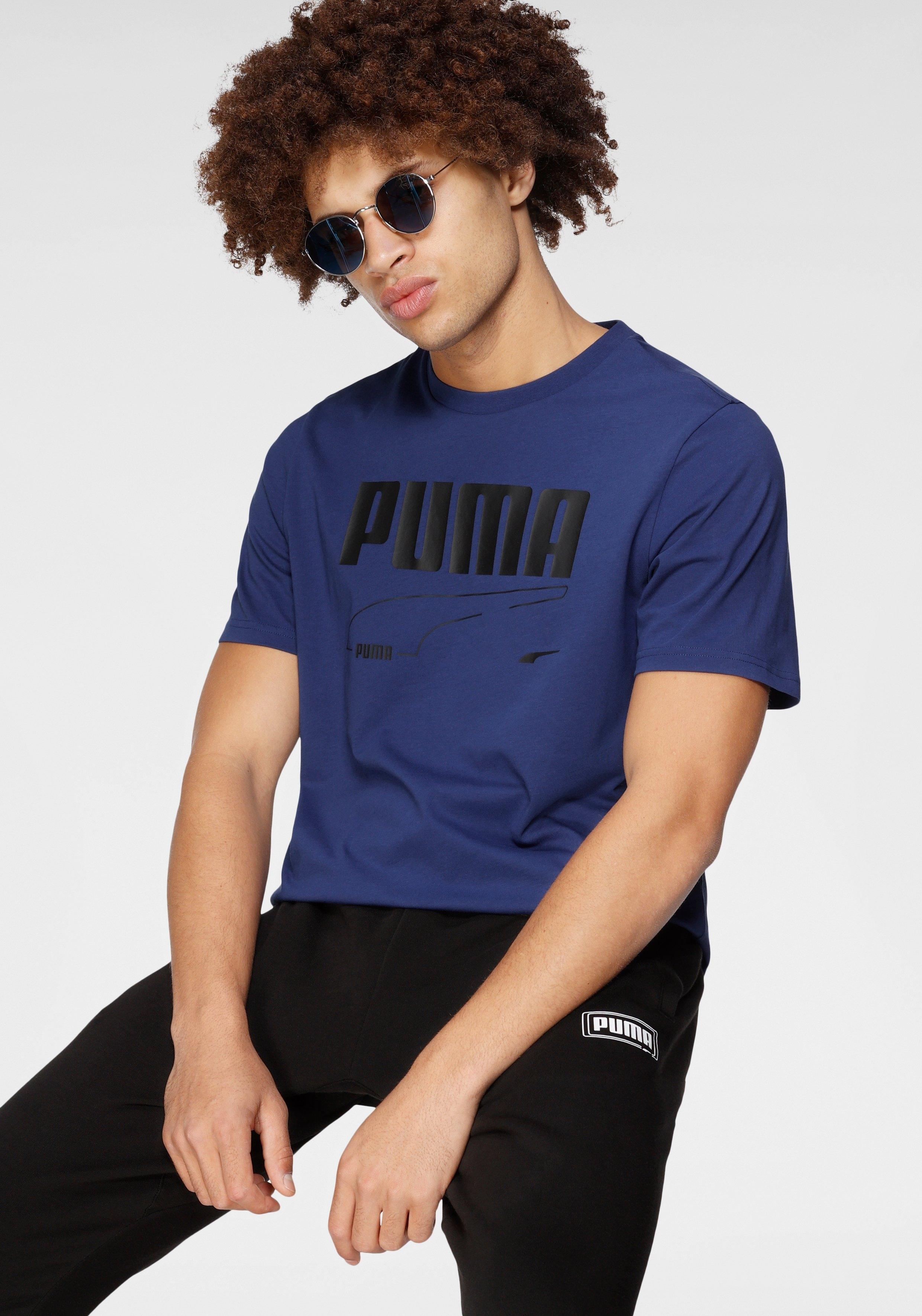 PUMA T-shirt Rebel Tee - verschillende betaalmethodes