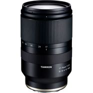 tamron zoomobjectief »af 17-70mm f-2.8 di iii-a vc rxd (fuer sony aps-c csc)« zwart