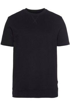 edc by esprit sweatshirt gevlekte look zwart