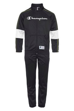 champion trainingspak »full zip suit« zwart