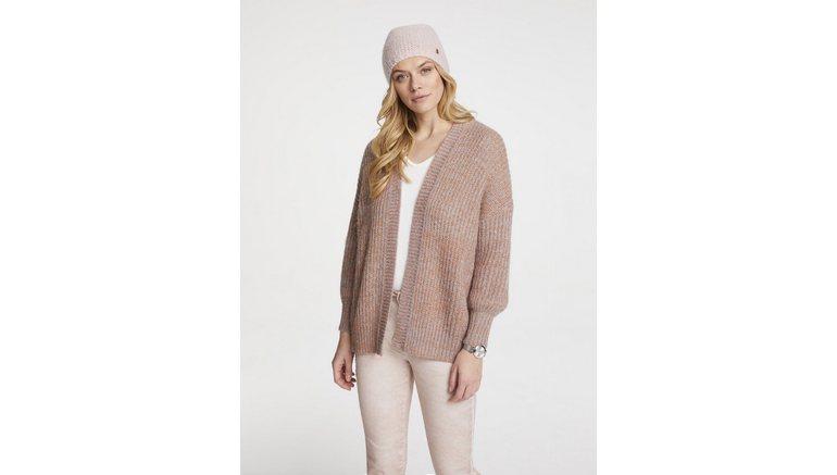 LINEA TESINI by Heine vest met wol