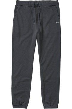vans joggingbroek »basic fleece pant« zwart