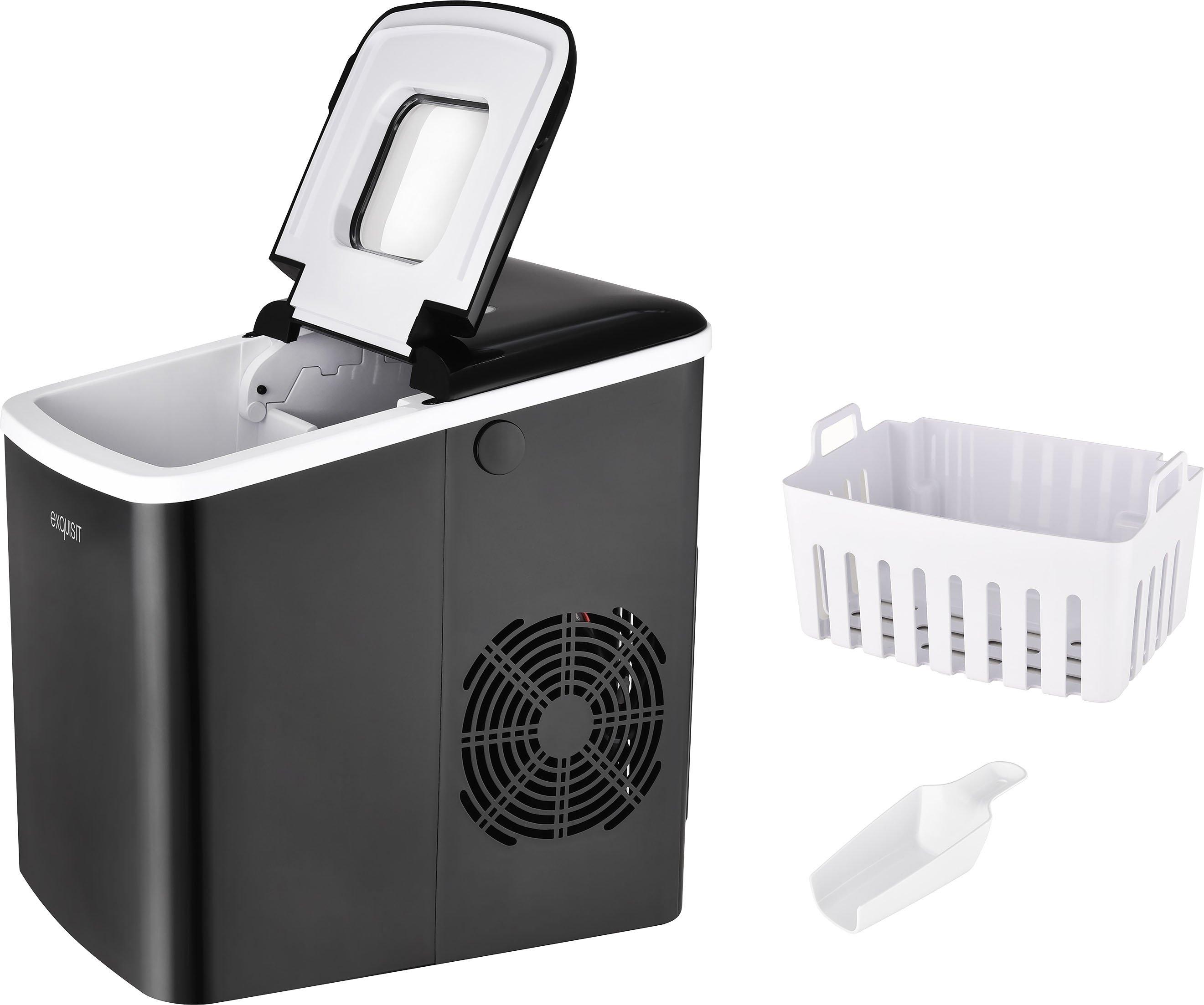 Exquisit ijsblokjesmachine EM 6002 sw veilig op otto.nl kopen