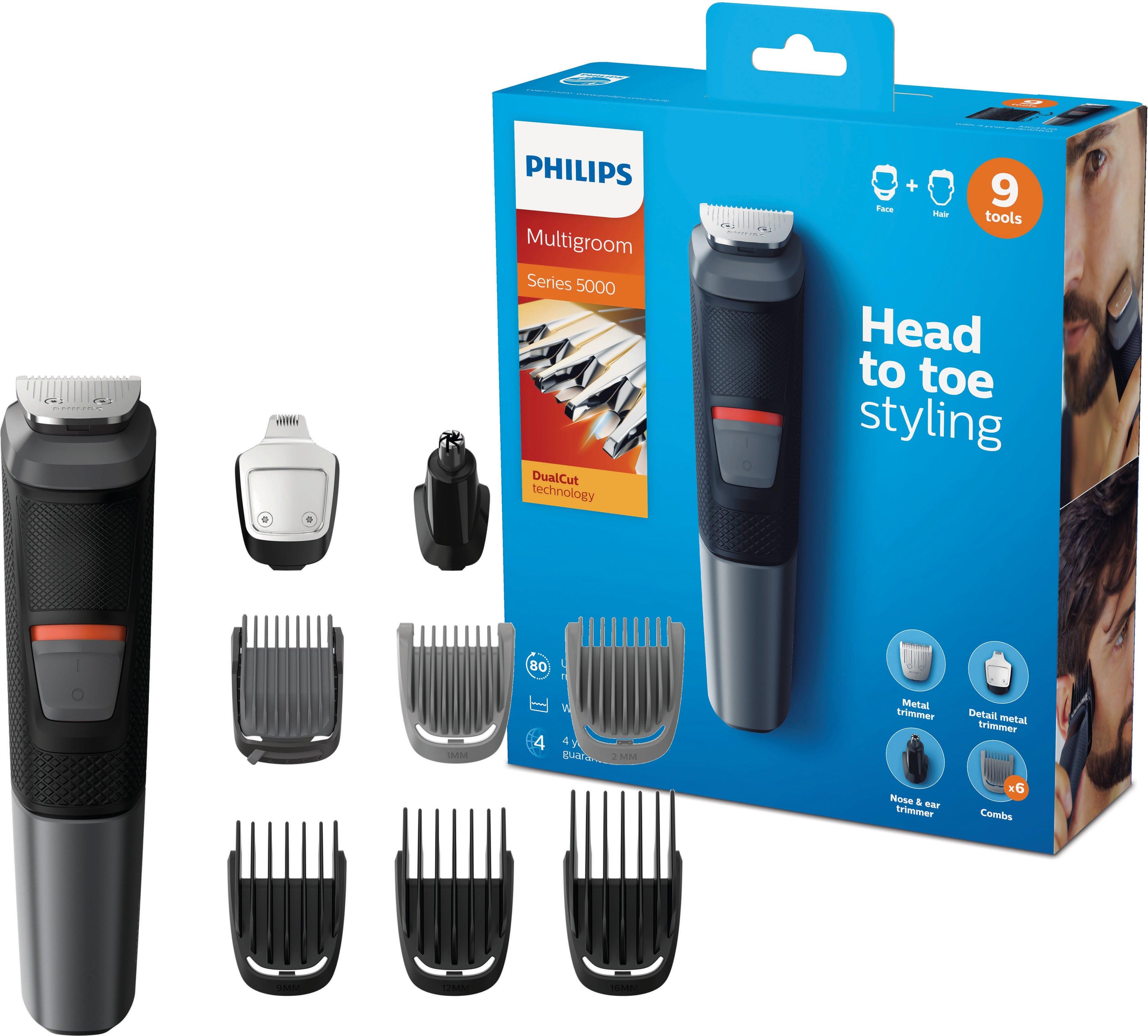 Philips multifunctionele trimmer Series 5000 MG5720/15 (set) bestellen: 30 dagen bedenktijd