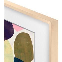 "samsung lijst customizable frame 32"" 2020 beige"