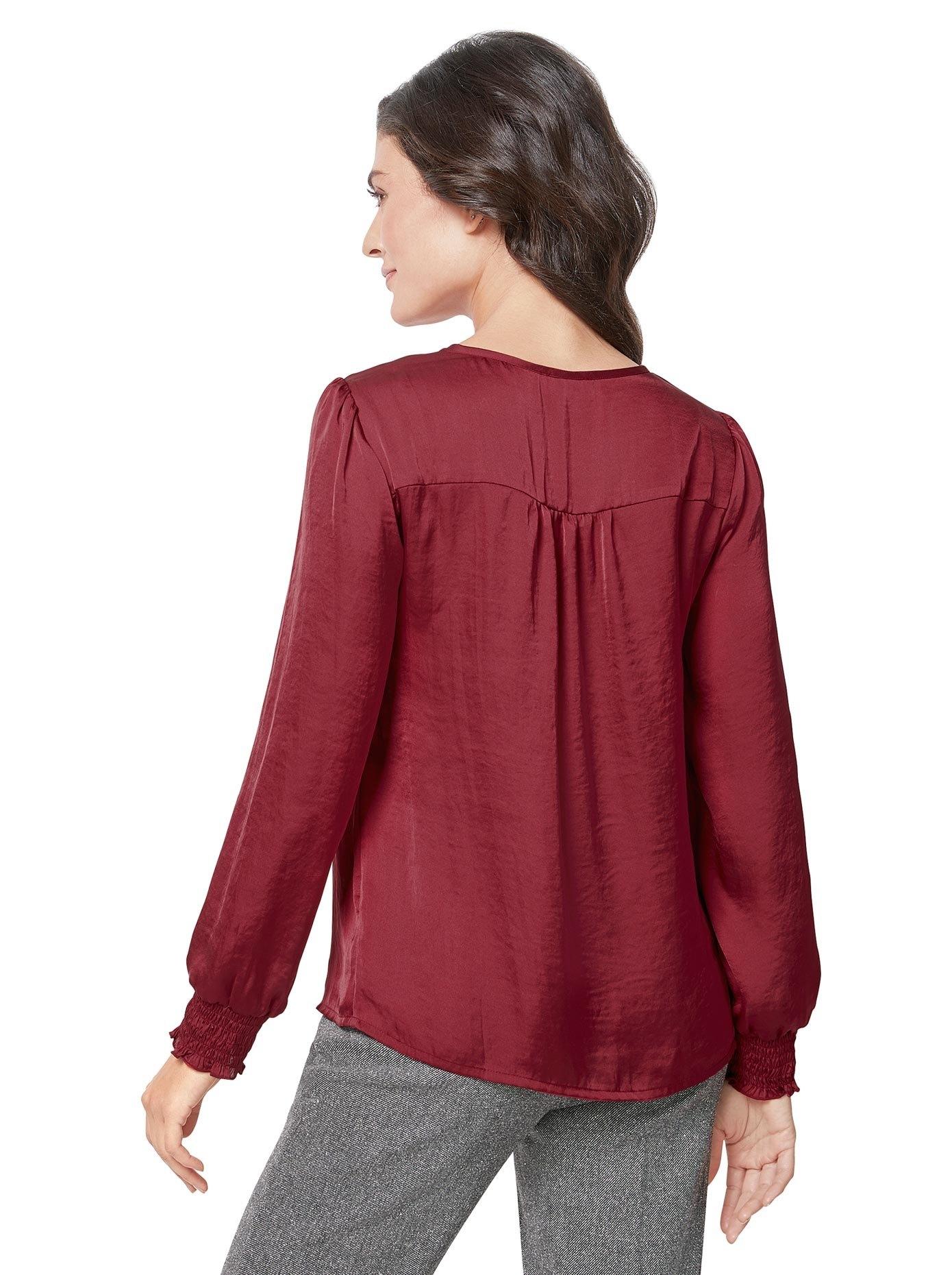 creation L gedessineerde blouse voordelig en veilig online kopen