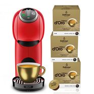 nescafé dolce gusto »kp3405 genio s plus« koffiecapsulemachine rood