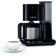 bosch »tka8a053 styline« filterkoffieapparaat zwart