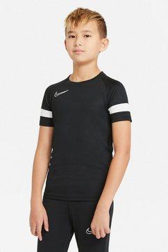 nike trainingsshirt dri-fit academy big kids short-slee zwart