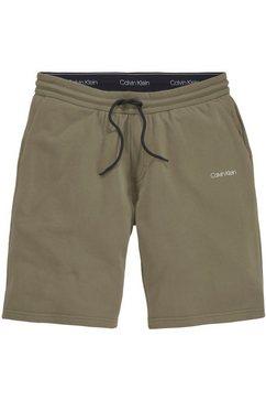 calvin klein sweatshort bt-small logo sweatshort groen